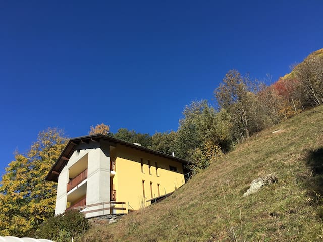Casa moderna, con vista fantastica - Sant'Antonio - Hus
