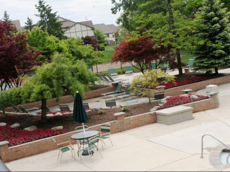 Park Place Apartments Northville