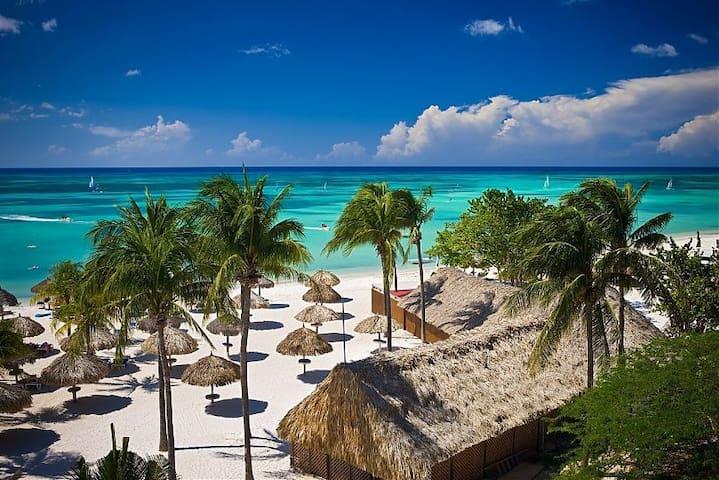 Luxury Ocean Front Villa for 8  Marriott Surf Club