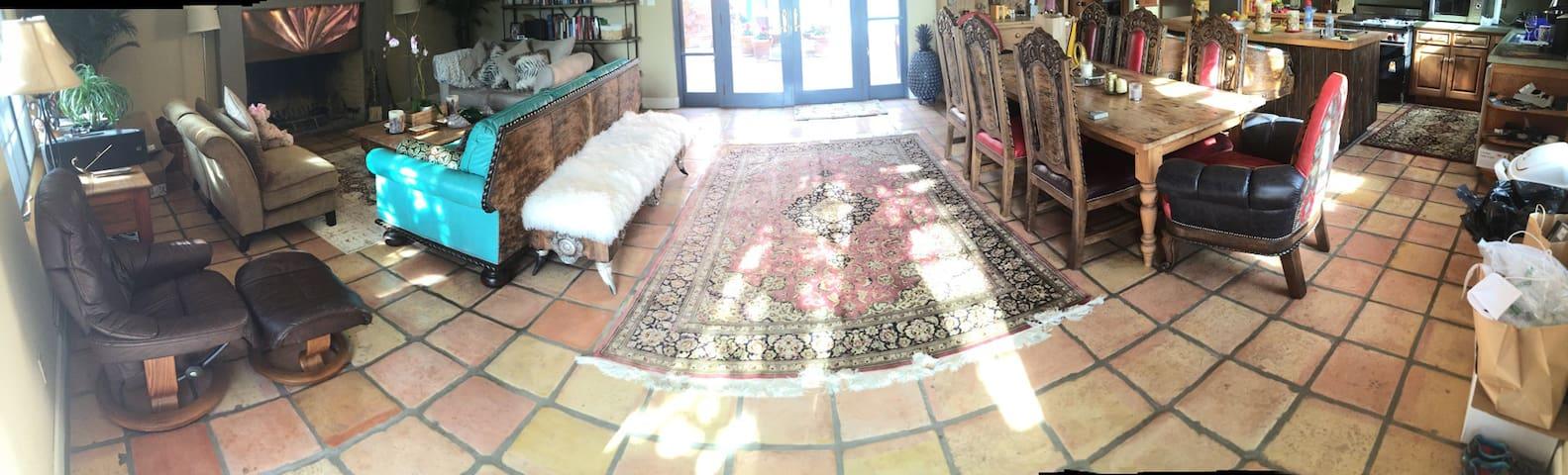 Main family room