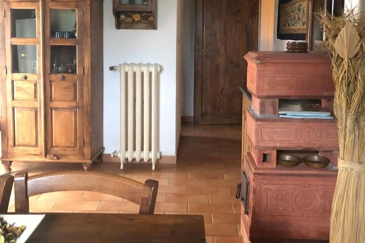 Appartamento del Doganiere. Agriturismo Il Fontino