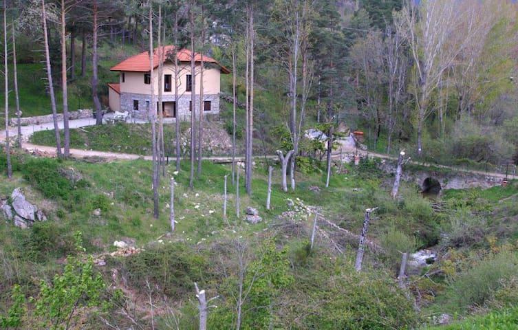 Casa Rural de 4 habitaciones (10px) - Cercedilla - Rumah