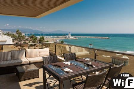 Fantastic Apartment Overlooking The Sea!