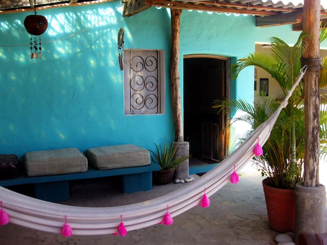 Cill-out Pad and Studio Downtown - Sayulita