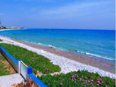 Luxury Beach Villa - Larnaca,Meneou - Huvila