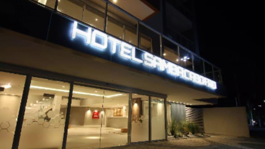 Flat no Samba Hotel, Praia do Forte, Cabo Frio-02