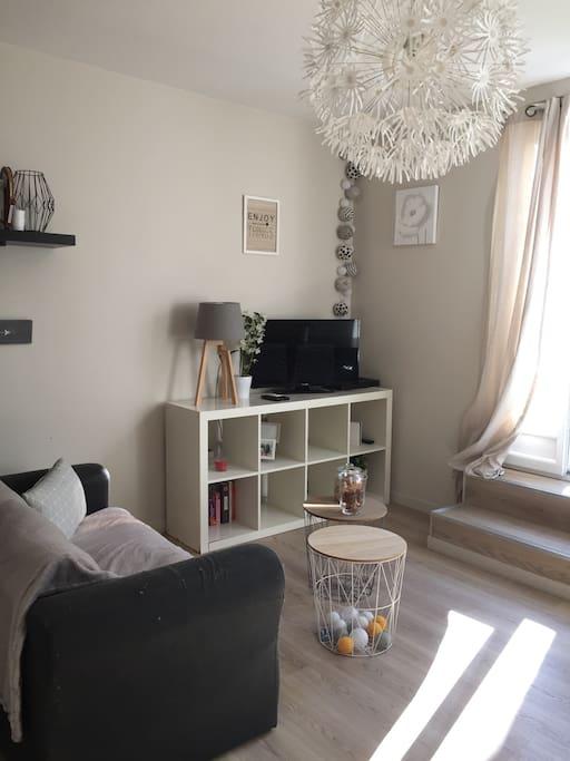 Charmant appartement de 48m2 appartements louer - Location appartement meuble perigueux ...
