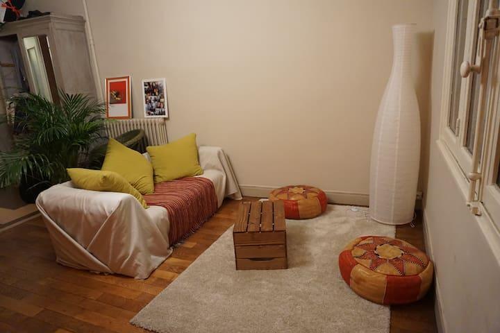 Appartement Saxe-gambetta