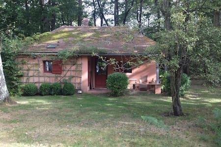 petite maison forestière - Orgerus