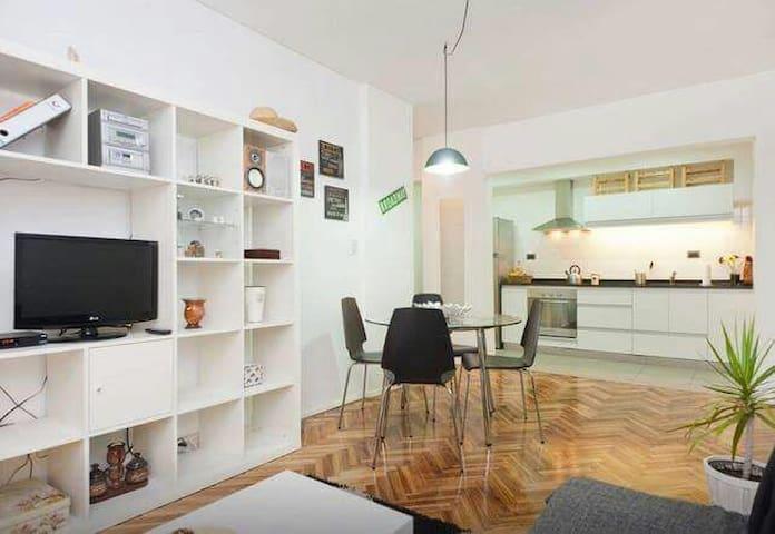 Apto. en la mejor zona de Palermo - Buenos Aires - Wohnung