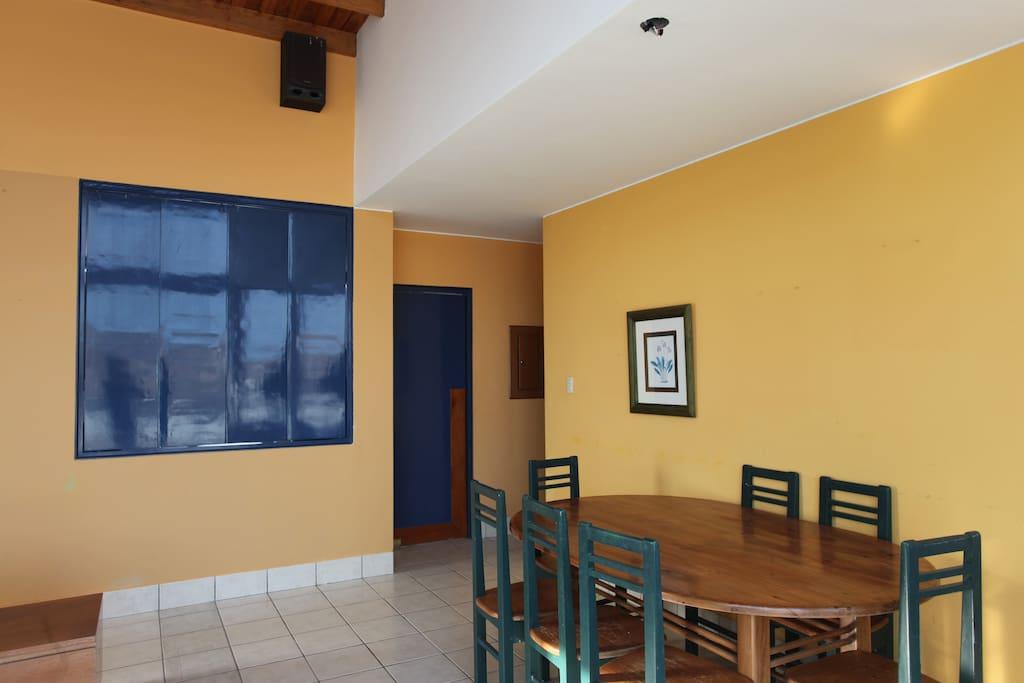 Comedor (segundo piso)