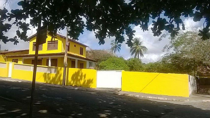 Casa de Praia em Olivença, Ilhéus/BA Batuba Beach - Ilhéus - 獨棟