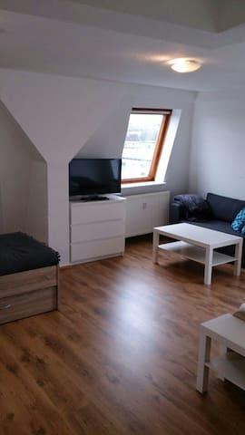 Zentral gelegen mit Hafenblick - Bremerhaven - Apartment