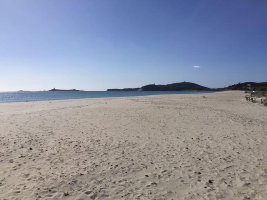 Spiaggia Simius