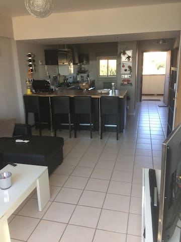 T2 spacieux, lumineux et agréable - Ramonville-Saint-Agne - Apartamento