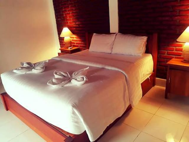 Anda Bungalow - Prabu double room