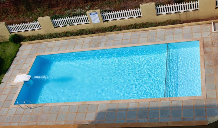 Luxurious 2 Bedroom-large pent house Arpora, Baga