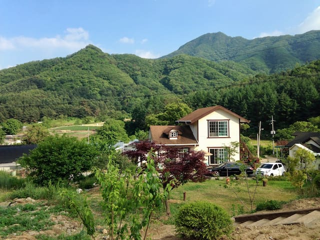 Countryside Retreat - Namyangju-si - House