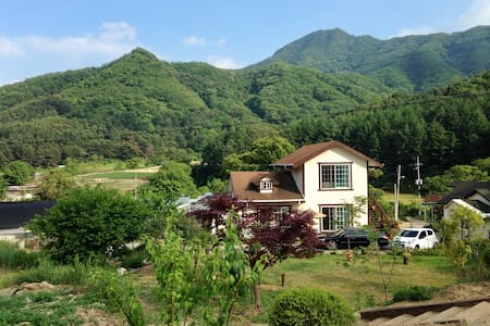 Countryside Retreat - Namyangju-si - Rumah