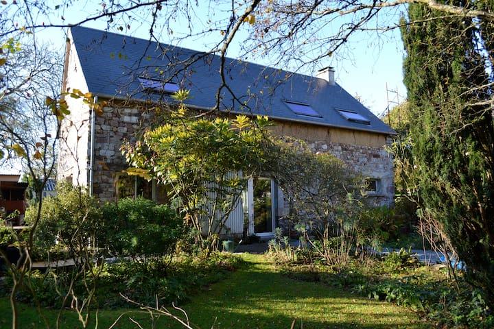 Maison dans notre paradis normand, cadre bucolique - Orval - Haus