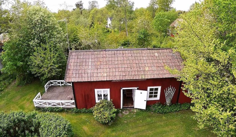 Cosy cottage in beautiful, Väddö