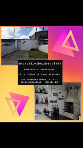 Hostel_vibe_descolada Local alternativo eDescolado