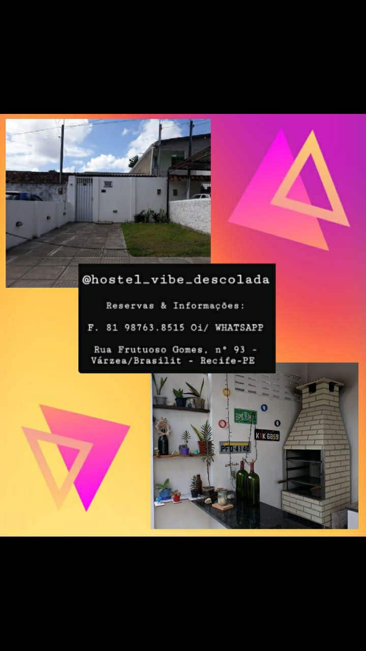 Hostel_vibe_descolada Local alternativo eDescolado