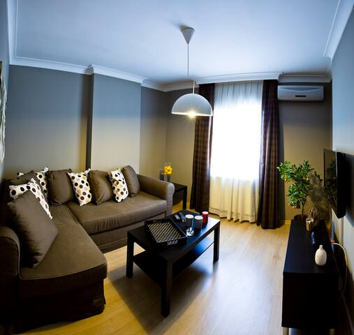 2+1 Special Flat - Ataşehir - Bed & Breakfast