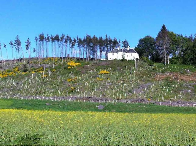 Scottish Highland  Retreat