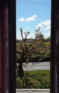 chambre au calme accès indépendant - Sainte-Radegonde - 단독주택