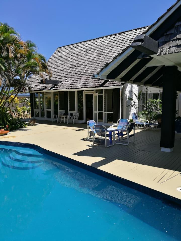 "Storybook Design Tropical ""Fairytale Villa"""