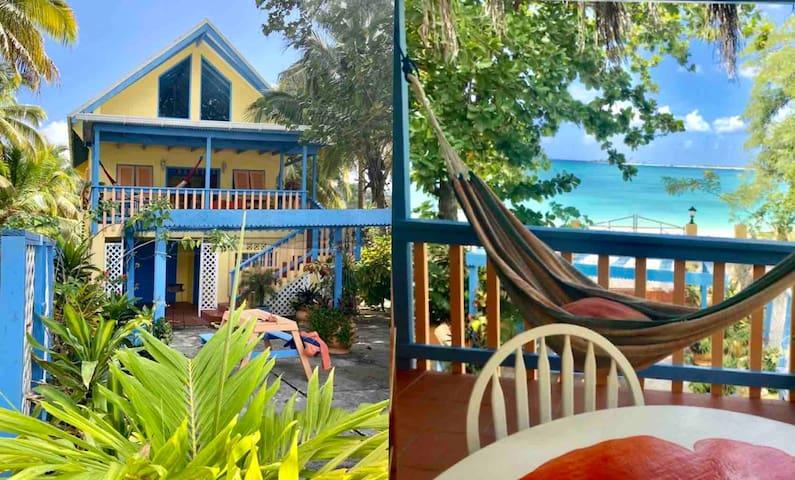 Beachfront property on Paradise Beach Carriacou