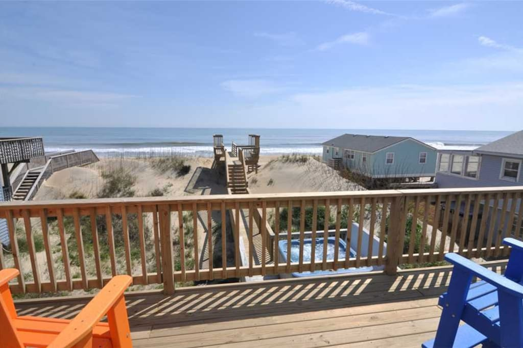 SN39: Crab Cottage | Top Level Deck