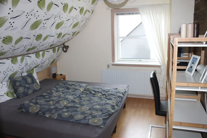 Room 1 in large family home - Nólsoy - House