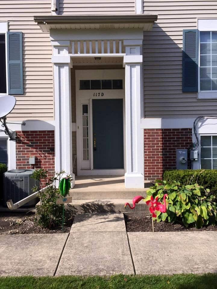 Beautiful townhouse in a private subdivision