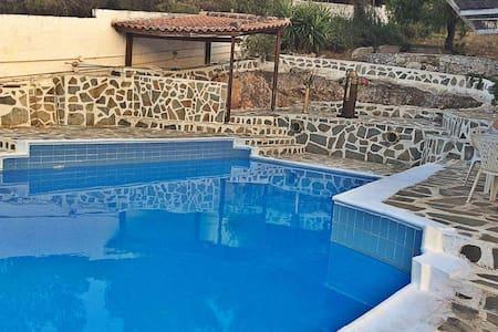 Kavvada Estate, Serene Privacy w pool - Anatoliki Attiki - 一軒家