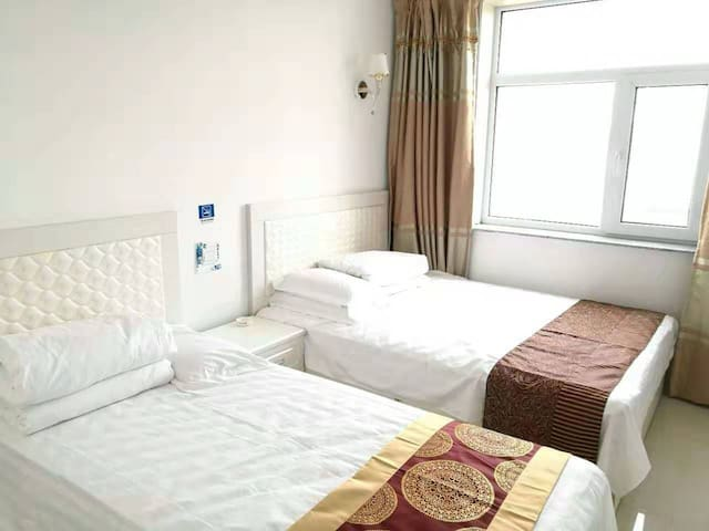 阿尔山市 华园家庭宾馆 202室