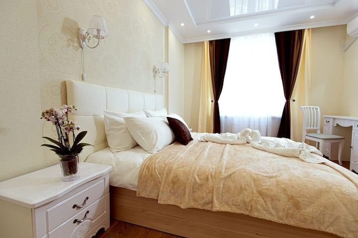Уютная квартира бизнес класса
