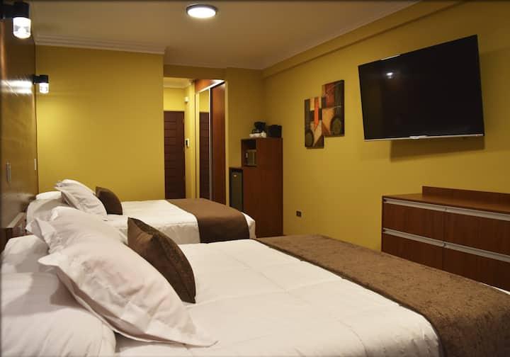 Suite Deluxe en Selenza Apart Hotel