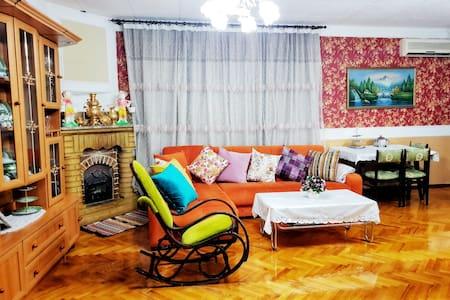 Cosy-classic apartment in centre
