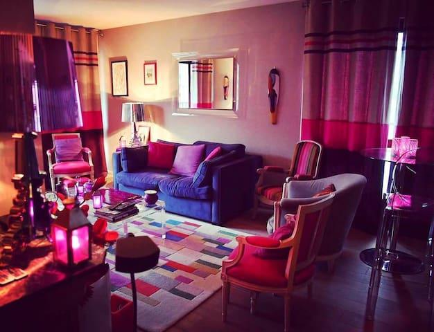 appartement de standing cosy