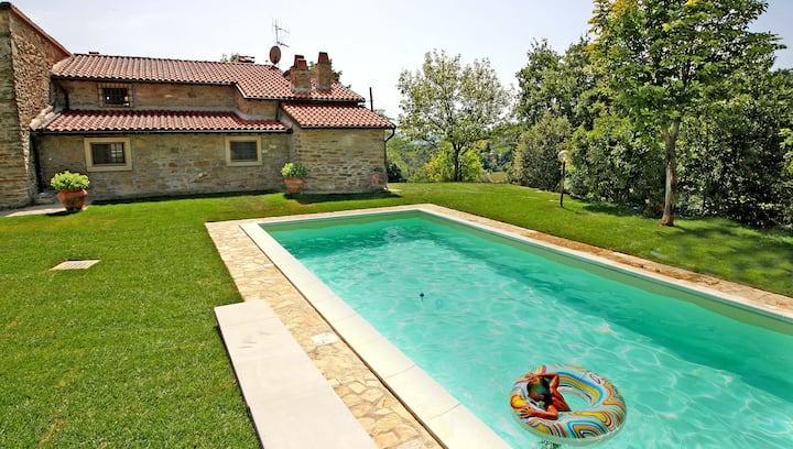 Vacanza in Toscana da Liliana e Francesco