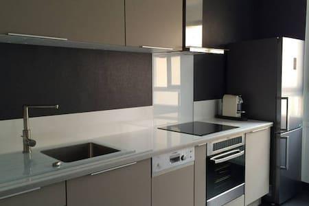 Appart F3 proche parc asterix - Apartment