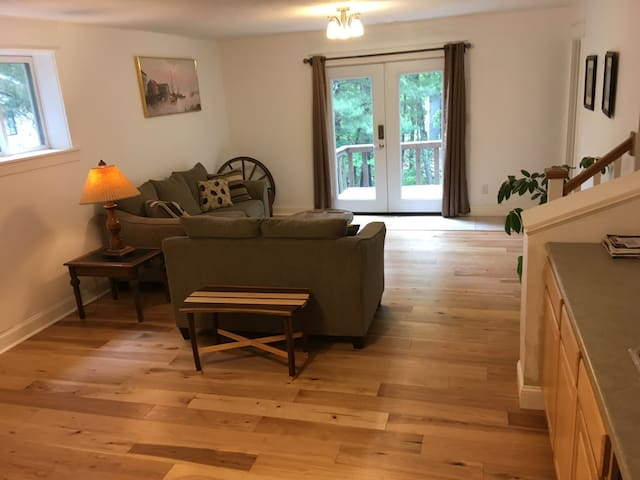 Spacious 700 sq. ft. Suite in South Asheville