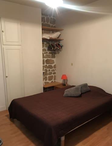 Cozy apartment in Paris 7