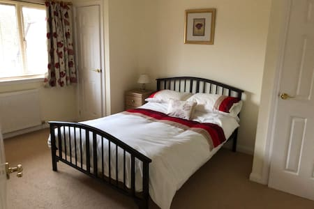 Large room in quiet location available