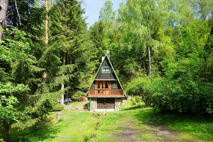 Gemütliches Ferienhaus in der Natur