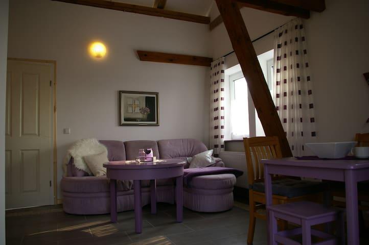 Apartment mit Etagenbett - Pronstorf - Apartamento