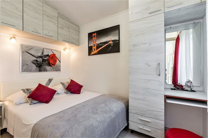 udobnost odvojene spavaće sobe