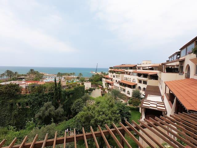Portemilio Beach Chalet
